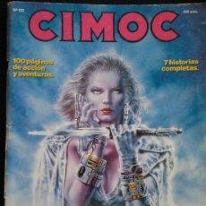 Cómics: CIMOC. 100 PAG. 7 HISTORIAS COMPLETAS. Nº 131. Lote 26269572