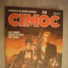 Cómics: CIMOC Nº 60. Lote 27099355