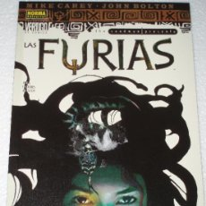 Cómics: LAS FURIAS.(MIKE CAREY & JHON BOLTON). Lote 25697895