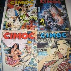 Cómics: REVISTA CIMOC NºS27-28-29-30-31-32-45-62-66-81-95-99-100-102-107-110-117-124-133-139-143-144. Lote 26057729