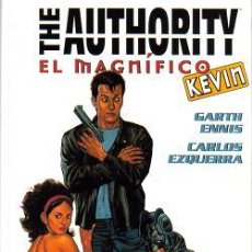 Cómics: THE AUTHORITY EL MAGNIFICO KEVIN (NORMA) ORIGINAL 2007. Lote 26734770
