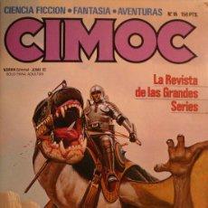 Cómics: CIMOC Nº 16. Lote 24507871