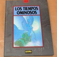 Fumetti: LOS TIEMPOS OMINOSOS - CAZA - OBRA COMPLETA - NORMA 1998 CARTONÉ COLOR - NUEVO (PRECINTADO). Lote 257566410