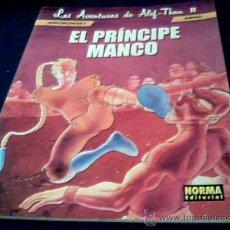 Cómics: LA AVENTURAS DE ALEF-TAU. II. EL PRINCIPE MANCO. POR JODOROWSKY Y ARNO. NORMA EDITORIAL, 1ª EDICION.. Lote 18527136