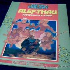 Cómics: LA AVENTURAS DE ALEF-TAU. POR JODOROWSKY Y ARNO. COLECCION HUMANOIDES Nº 16. METAL HURLANT.. Lote 18527144