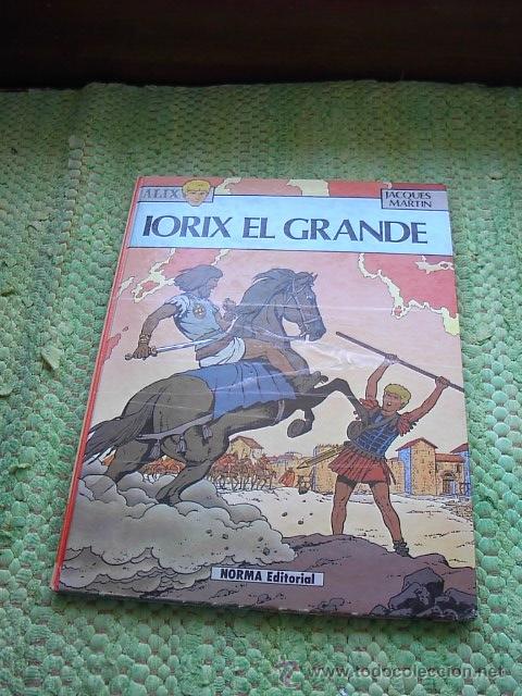 ALIX, IORIX EL GRANDE, NORMA EDITORIAL, 1982 (Tebeos y Comics - Norma - Otros)