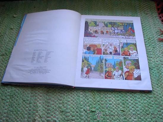 Cómics: ALIX, Iorix el Grande, Norma Editorial, 1982 - Foto 2 - 13603532