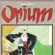 Cómics: DANIEL TORRES - OPIUM. Lote 26609734