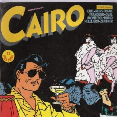Cómics: CAIRO. TOMO Nº 9 (52 PÁGINAS). NORMA.. Lote 23259143