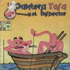 Cómics: LA PANTERA ROSA Y EL INSPECTOR (Nº 328). Lote 86257300