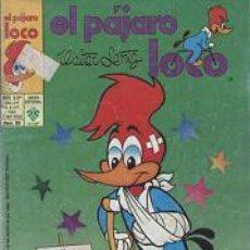 Cómics: EL PÁJARO LOCO (Nº 80.- CÓMIC MEJICANO DE 1999). Lote 14330169