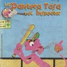 Cómics: LA PANTERA ROSA Y EL INSPECTOR (Nº 312). Lote 86257334