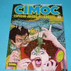 Cómics: CIMOC ESPECIAL. Nº 8. Lote 23616196