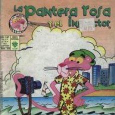 Cómics: LA PANTERA ROSA Y EL INSPECTOR (Nº 330). Lote 86257255