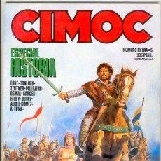 Cómics: CIMOC NÚMERO EXTRA 5,ESPECIAL HISTORIA. Lote 25013478