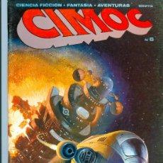 Cómics: CIMOC Nº 6. Lote 25820844