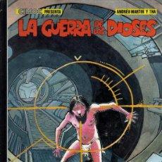 Cómics: LA GUERRA DE LOS DIOSES - MARTIN / THA - NORMA 1985. Lote 26808866