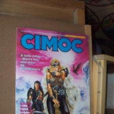 Cómics: CIMOC - Nº 71-72-73 - ESPECIAL FANTASÍA 21 - RETAPADO. Lote 22736331