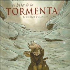 Cómics: EL HIJO DE LA TORMENTA NºS 1 Y 2 NORMA TAPAS DURAS. Lote 26241935