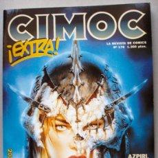 Cómics: CIMOC. Lote 26605824