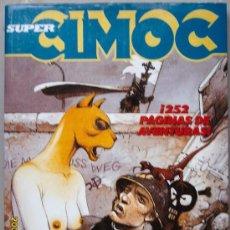 Cómics: CIMOC SUPER. Lote 26604980