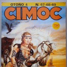 Cómics: CIMOC. Lote 26146874
