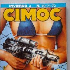 Cómics: CIMOC. Lote 26146875