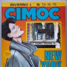 Cómics: CIMOC. Lote 26605033