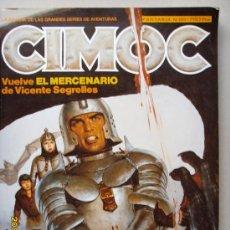 Cómics: CIMOC. Lote 26605585