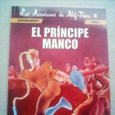 Cómics: AVENTURAS DE ALEF-THAU Nº 2 /EL PRINCIPE MANCO / NORMA 2000. Lote 31042913