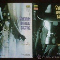 Cómics: SANDMAN MYSTERY THEATRE: LA TARANTULA - MATT WAGNER/ GUY DAVIS. Lote 17762982