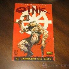 Cómics: OINK - EL CARNICERO DEL CIELO - POR JOHN MULLER - NORMA. Lote 26234796