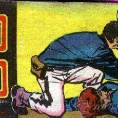 Cómics: PRATT HUGO RAYO ROJO NUMERO 264 AÑO 1954 TAPA Y TIRA LEGION EXTRANJERA. Lote 24027414