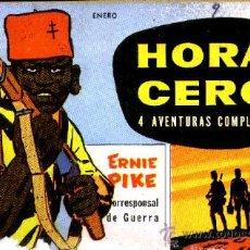 Cómics: PRATT HUGO HORA CERO NUMERO 9 CON LA TIRA ERNIE PIKE. Lote 27332188