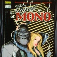 Cómics: ANGEL Y EL MONO - CHAYKIN - 1 AL 4 USA - VERTIGO, NORMA EDITORIAL -. Lote 26368890