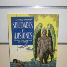 Cómics: SOLEDADES E ILUSIONES - HISTORIAS CORTAS - NORMA EDITORIAL - OFERTA. Lote 246048820