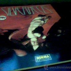 Cómics: SILVERHEELS. POR JONES, HAMPTON Y CAMPBELL. NORMA EDITORIAL, 1991. 1ª EDICION. RUSTICA. COLOR.. Lote 37038752