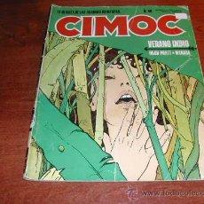 Cómics: CIMOC Nº 48 MILO MANARA . Lote 17849059