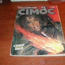 Cómics: CIMOC Nº 53 SEGRELLES . Lote 17849067