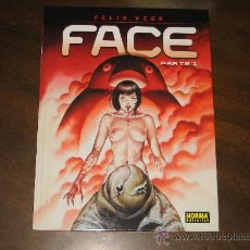 Cómics: FACE PARTE 1 - FELIX VEGA - NORMA EDITORIAL. Lote 26213794