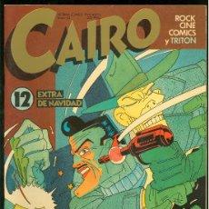Cómics: CAIRO. EXTRA DE NAVIDAD. Nº 12. 90 PAG.. Lote 18028016