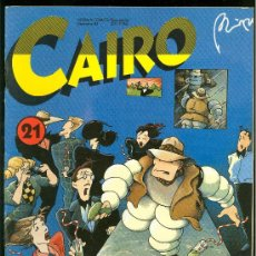 Cómics: CAIRO. EXTRA DE NAVIDAD. Nº 21. 98 PAG.. Lote 18028261