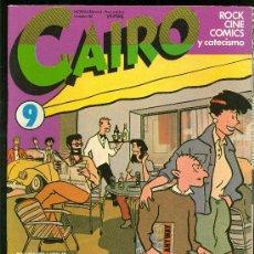 Cómics: CAIRO. CLEOPATRA EN UNA SEX SHOP. Nº 9. 66 PAG.. Lote 22310848