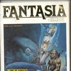 Cómics: CIMOC FANTASIA - TOMO Nº 4 - TRES NÚMEROS.. Lote 18641141