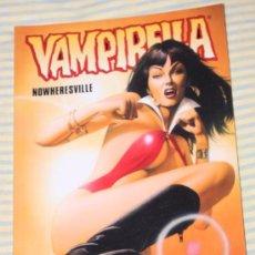 Cómics: VAMPIRELLA - NOWHERSVILLE (MARK MILLAR-MIKE MAYHEW) . Lote 25098299