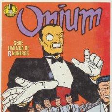 Cómics: OPIUM Nº 4. Lote 18844332