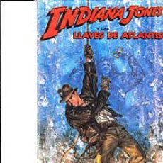 Cómics: CÓMIC INDIANA JONES - LAS LLAVES DE ATLANTIS Nº 2 ( DE 4 ) ED.NORMA. Lote 26416739