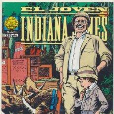 Cómics: EL JOVEN INDIANA JONES Nº 3.. Lote 18914807