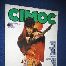 Cómics: CIMOC NUMERO EXTRA 4 - ESPECIAL AVENTURAS. Lote 95201819
