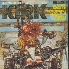 Cómics: KIRK EXTRA Nº 3. Lote 19054708